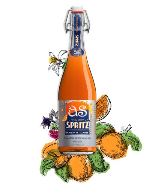 NOUVEL AS APERO SYMPA : AS Spritz !